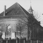 Neue Kirche, Ansicht von Nordosten, 1948