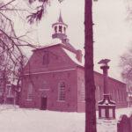 Neue Kirche, Ansicht von Südwesten, 1985