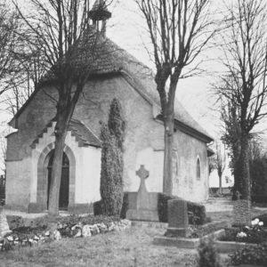 St. Johannis, Ansicht von Südwesten, 1934