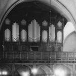 Orgel, vor 1957
