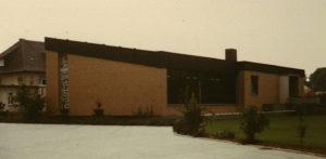 Kirchenzentrum, 1980