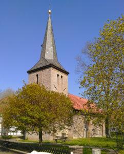 Kirche Heisede