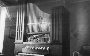 Orgel, nach 1958