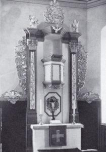 Kanzelaltar, 1936
