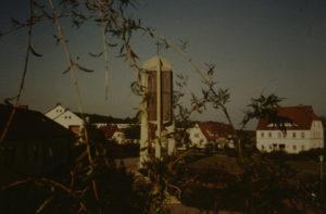 Glockenturm, 1980