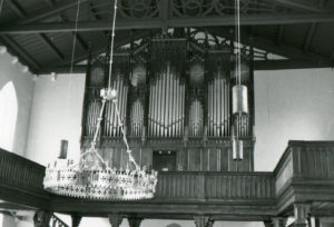 Orgel, nach 1975