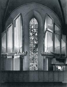 Orgel, nach 1962
