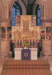 Flügelaltar, vor 1999