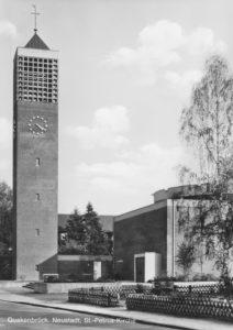 Kirche, um 1970
