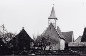 Alte Kapelle, Ansicht von Südwesten, vor 1902