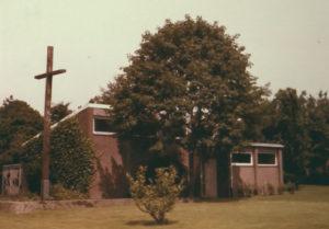 Kapelle in Rulle, Außenansicht, 1980