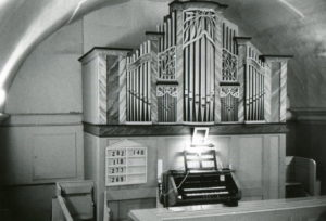 Orgel, 1977