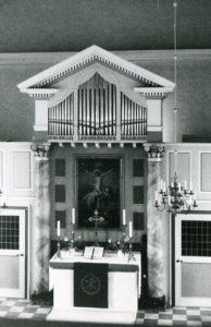 Altar, Orgel, 1979