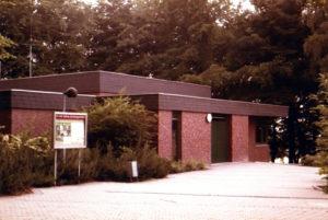 Gemeindehaus, 1980