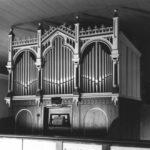 Orgel, um 1960