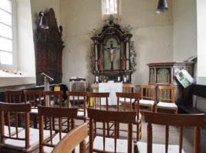 Wehrkapelle innen