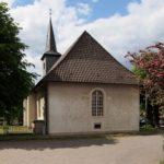 Kirche Bordenau, Ansicht von Südosten