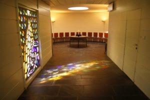 Bonnuskirche, Taufkapelle