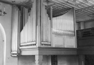 Garßen, Orgel, 1979