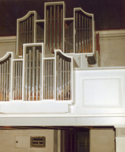 Groß Hehlen, Orgel, vermutlich 1978