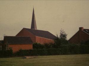 Kirche Hesepe, 1980