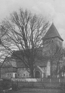 Kirche Hohne, Ansicht von Nordwesten