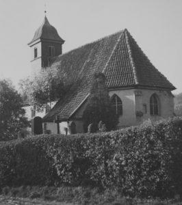 Kirche Hohnhorst, Ansicht von Südosten