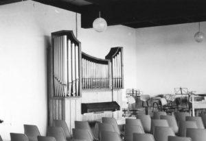 Kirche Lachendorf, Innenansicht