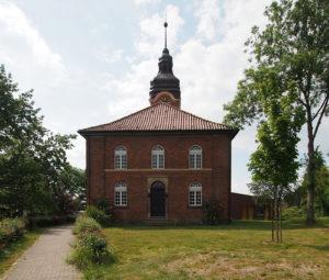 Kirche Alt-Garbsen, Ansicht von Osten