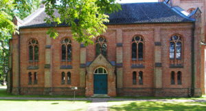 Fintel, Kirche, Nordseite