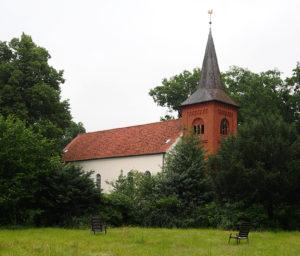 Kirche, Fischerhude