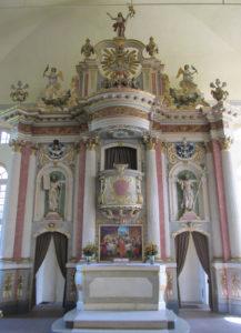 Gifhorn Nicolai Altar