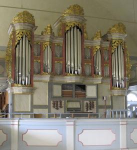 Gifhorn, St. Nicolai, Orgel