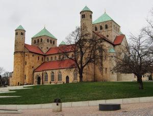 St. Michaelis, Ansicht von Südosten