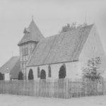 Kirche, Ansicht von Südosten, nach 1912, vor 1962