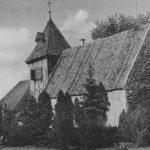 Kirche, Ansicht von Südosten, um 1930, Verlag A. Preikschat, Lüneburg