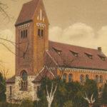 Kirche, Außenansicht, 1933