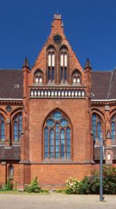 Elisabeth-Kirche, südliches Querhaus