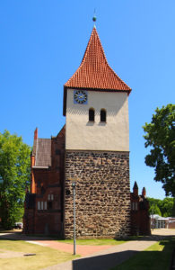 Langenhagen, Elisabeth, Kirchturm