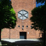 Langenhagen, Emmaus, Westportal