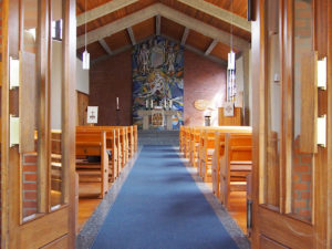 Lohnde, Kirche, Innenraum