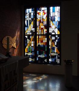 Lohnde, Kirche, Fenster