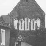 Kirche, Ansicht von Osten, um 1985