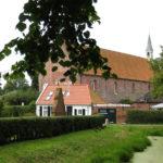 Kirche Loquard, Ansicht von Nordosten