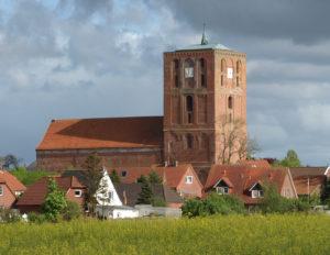 Kirche, Ansicht von Nordwesten, 2012, Foto: Peter Seidel