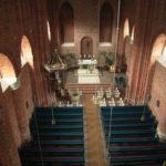 Kirche, Blick zum Altar, 2010, Foto: Peter Seidel