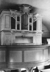 Orgel, 1980