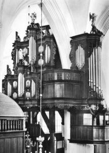 Orgel, vor 1917