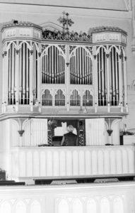 Orgel, vor 1970