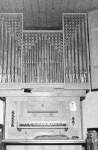 Orgel, 1974